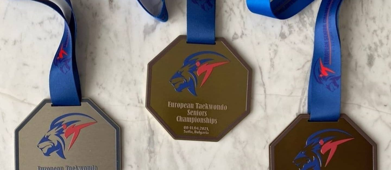 European Taekwondo Seniors Championships 2021